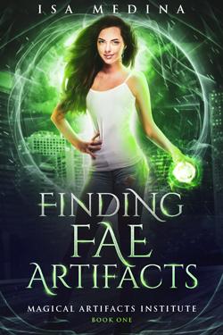 MAI #1 - Finding Fae Artifacts